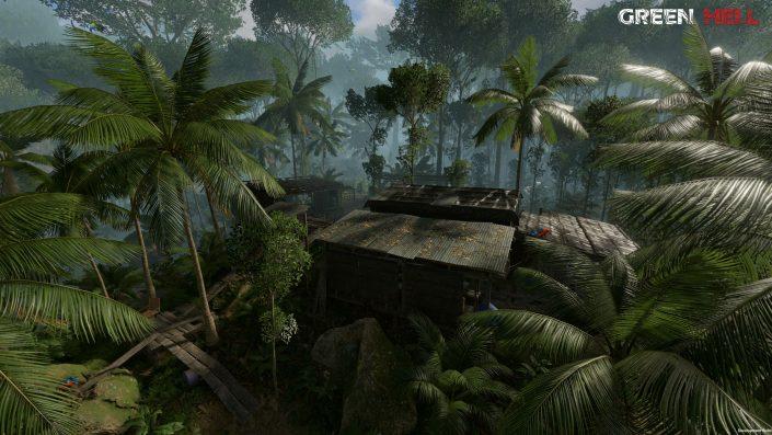 Green Hell: Survival-Horror mit Next-Gen-Upgrade für die PS5 bestätigt