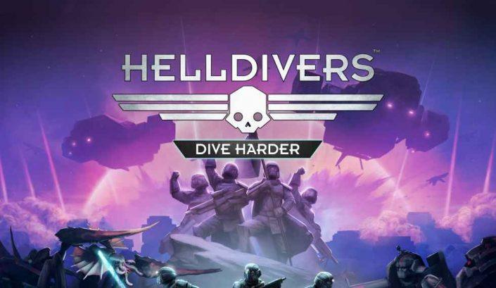 Helldivers: Dive Harder-Update mit Proving Grounds, Loadout-Neuerungen und mehr