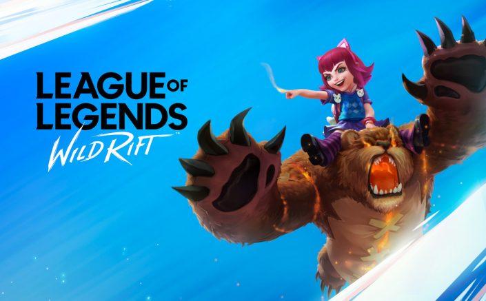 League of Legends Wild Rift: Konsolen-Version des Free-to-Play-MOBAs mit Trailer angekündigt
