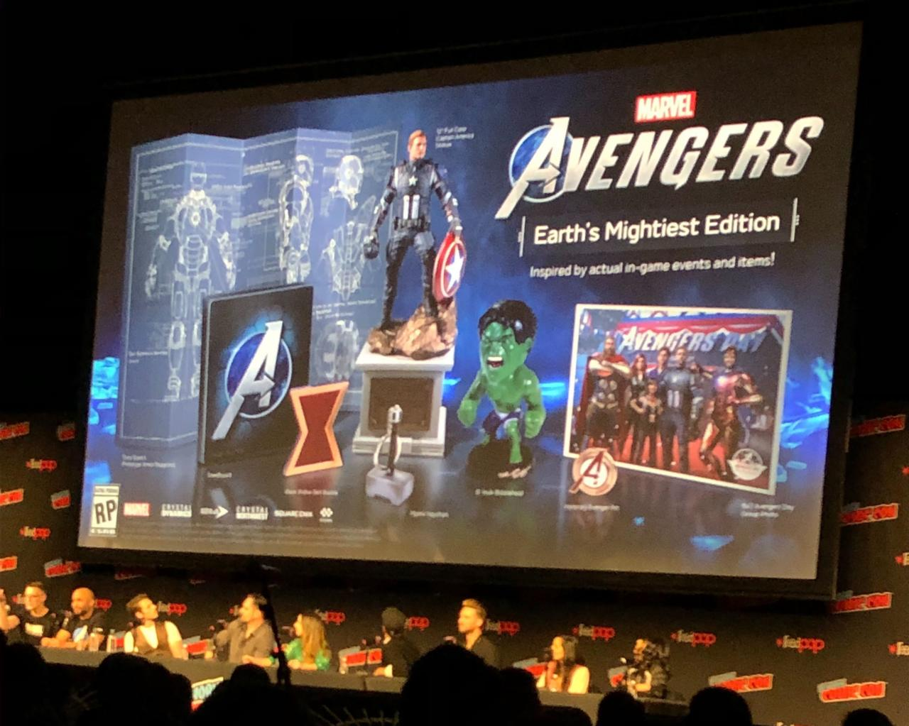 Marvel's Avengers – Earth's Mightiest Edition