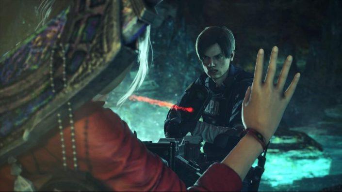 Monster Hunter World: Ein Dutzend frischer Schnappschüsse aus dem Resident Evil 2-Crossover-Event