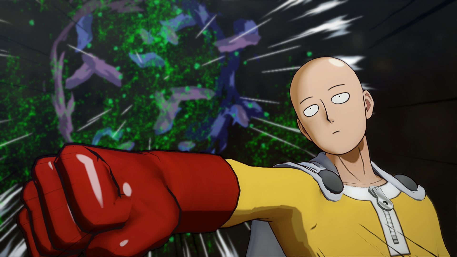 One Punch Man A Hero Noboby Knows Story (6)