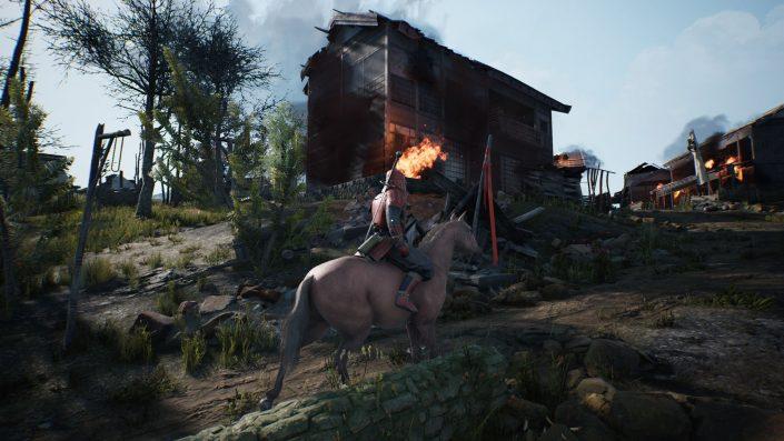 RAN Lost Islands: Mittelalter-Battle-Royale mit 100 Spielern im ersten Gameplay-Video