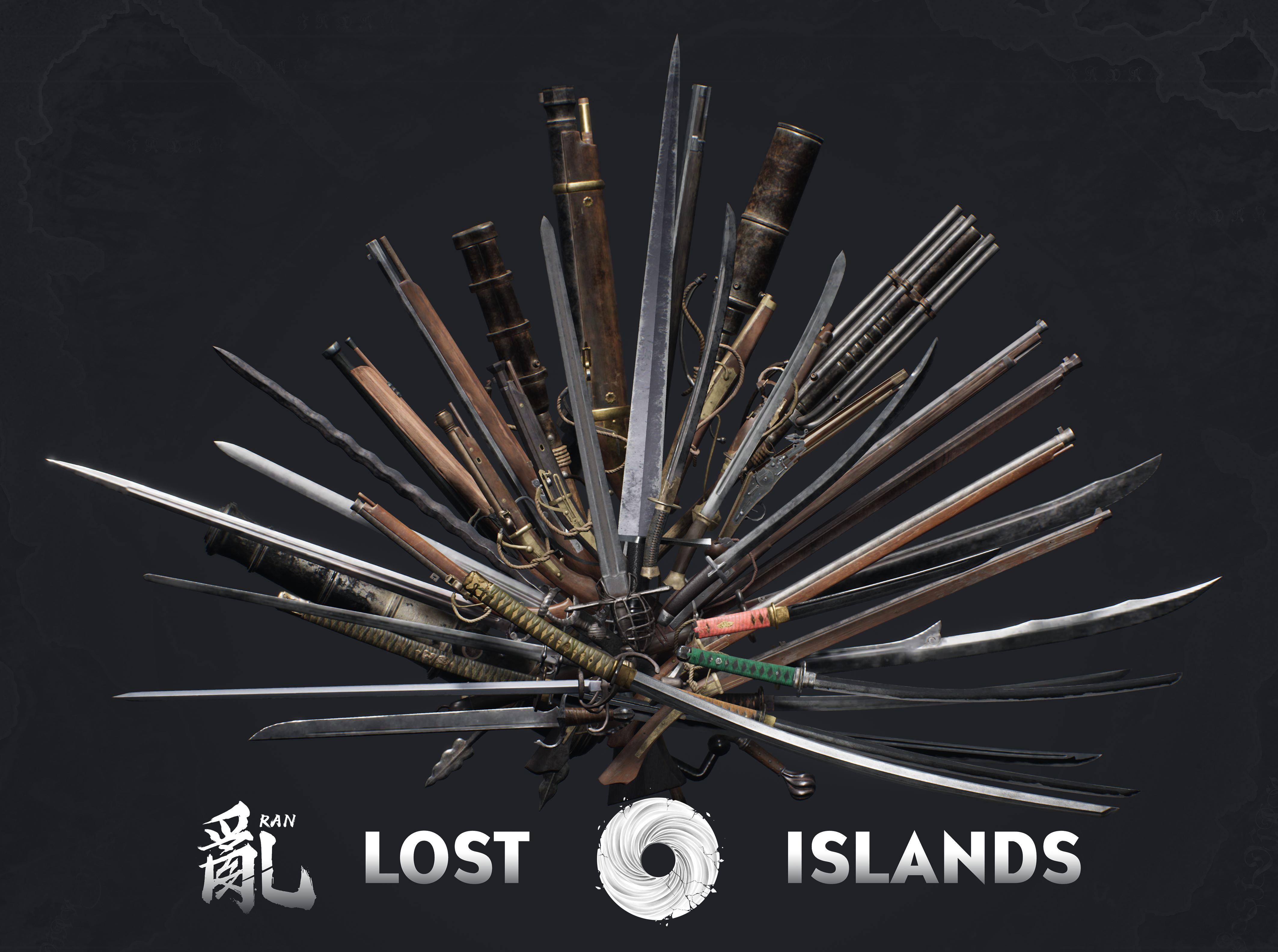 RAN Lost Islands Weaponry 01