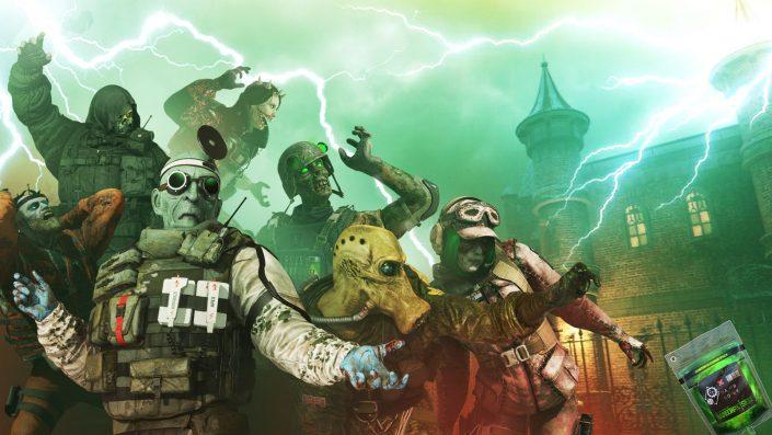 Rainbow Six Siege: Doktor's Curse – Halloween-Event mit Trailer und Gameplay vorgestellt