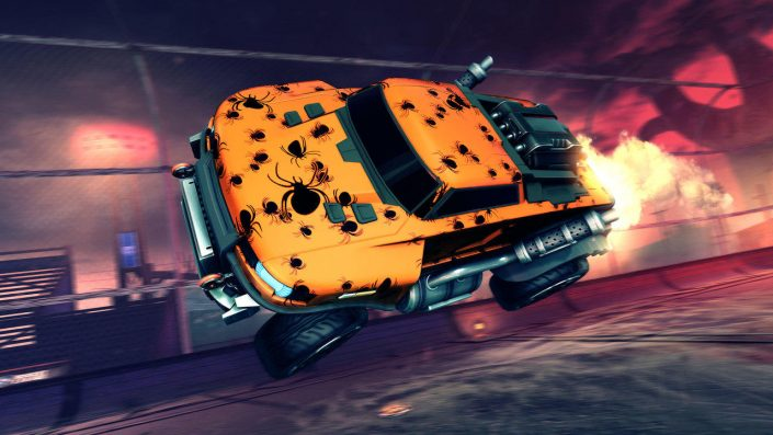 Rocket League: Haunted Hallows-Event startet heute mit den Ghostbusters