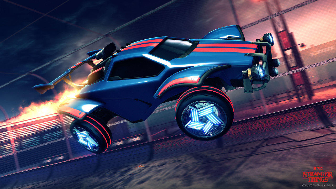 Rocket League Haunted Hallows-Event (4)