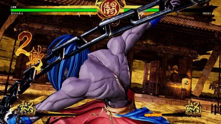 Samurai Shodown: DLC-Charakter Basara im Trailer vorgestellt
