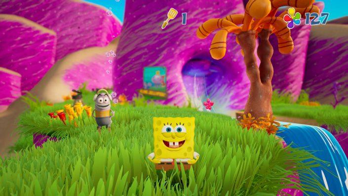 SpongeBob SquarePants: Termin und Trailer für Battle for Bikini Bottom Rehydrated