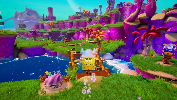 SpongeBob SquarePants Battle for Bikini Bottom Rehydrated: Neues Gameplay-Video von der PAX East 2020
