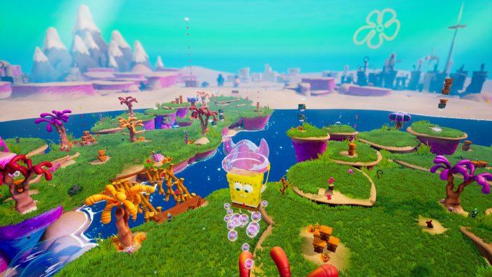 SpongeBob SquarePants: Battle for Bikini Bottom – Rehydrated im Goo Lagoon- und Boss-Fight-Trailer