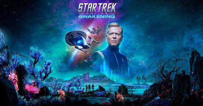 Star Trek Online: Awakening für PS4 und Xbox One veröffentlicht