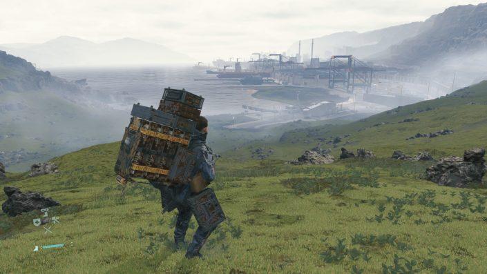 Death Stranding – Director's Cut: Erweitertes Gameplay noch in dieser Woche