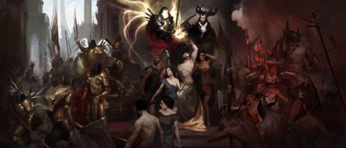 Diablo 4: Mehr als 100 Dörfer und eine bodenständige Geschichte versprochen