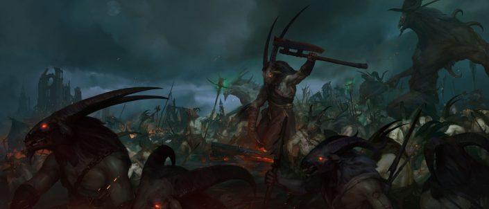 Diablo 4: Die Zauberin im neuen Gameplay-Video präsentiert