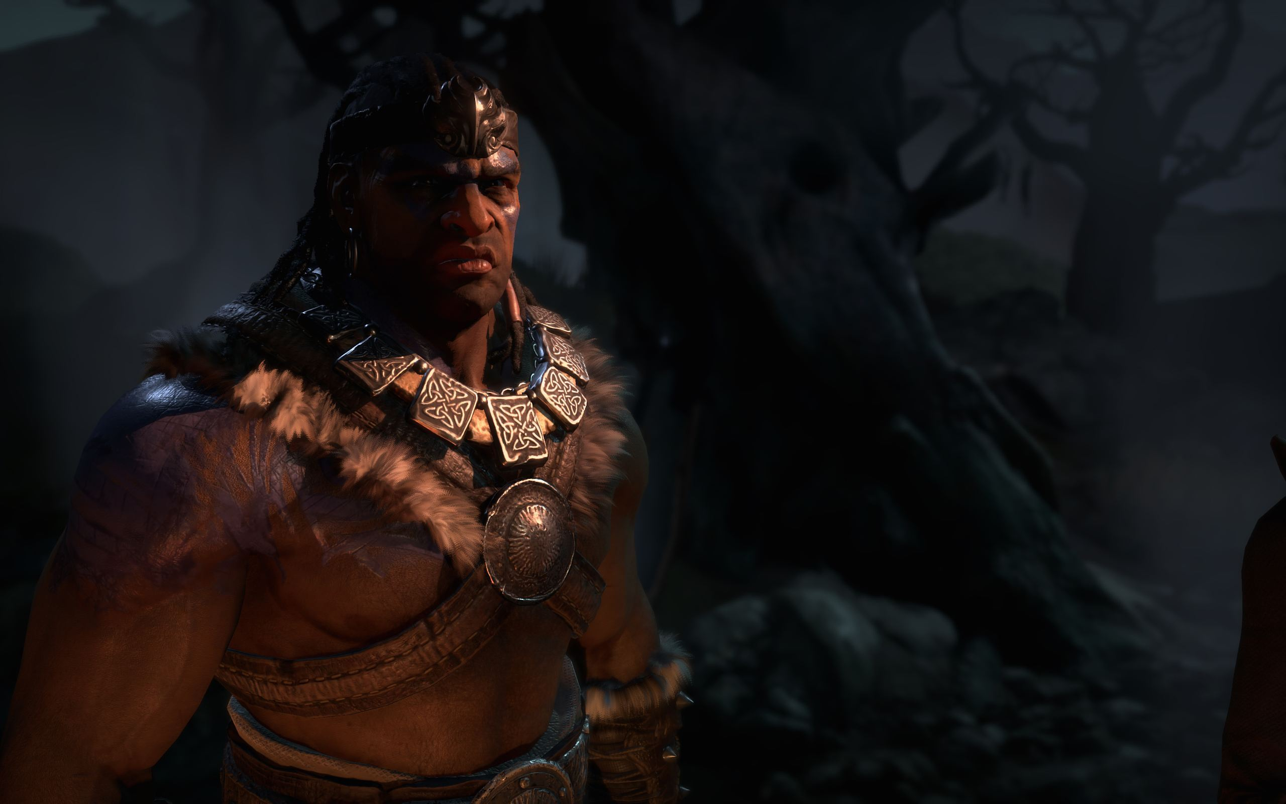 Diablo 4 Screenshot Front_End_Barbarian
