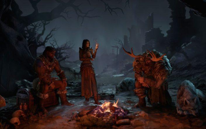 Diablo 4: Art Director vergleicht die Animationen mit Diablo 3