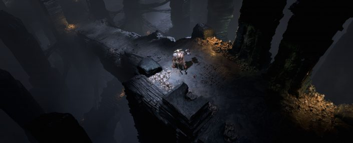 Diablo 4: 24 Minuten Gameplay enthüllt – Barbar im Fokus