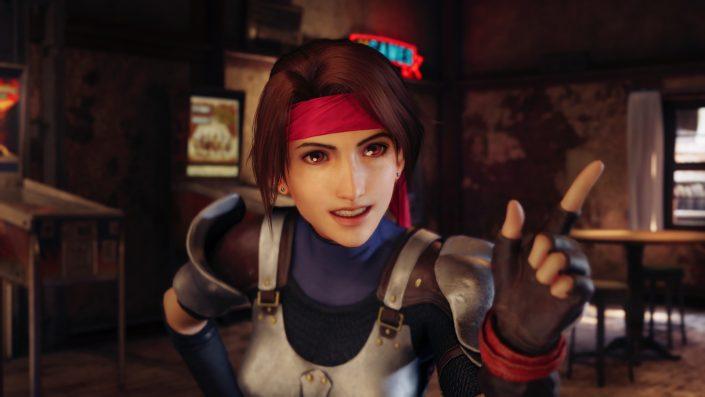 Final Fantasy 7 Remake: Gameplay-Video zeigt Chocobo Chick, Carbuncle und Cactuar