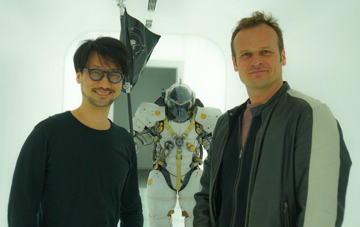 Hideo Kojima – Hermen Hulst