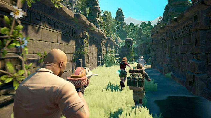Jumanji: Lizenz-Adventure samt Launch-Trailer veröffentlicht – Auf der PS4 fehlt ein Modus