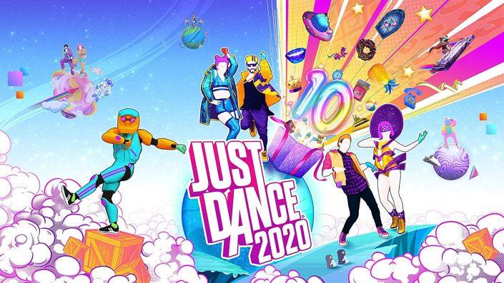 Just Dance 2020: Auf der Wii erfolgreicher als auf der PS4 und Xbox One