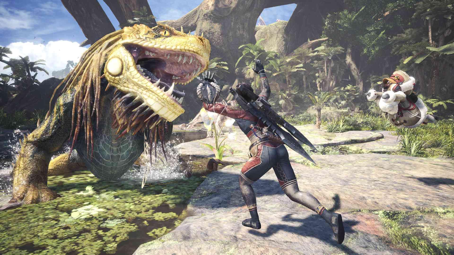 Monster Hunter World Iceborne Ein Grosser Erfolg Capcom Verkundet Neuen Meilenstein