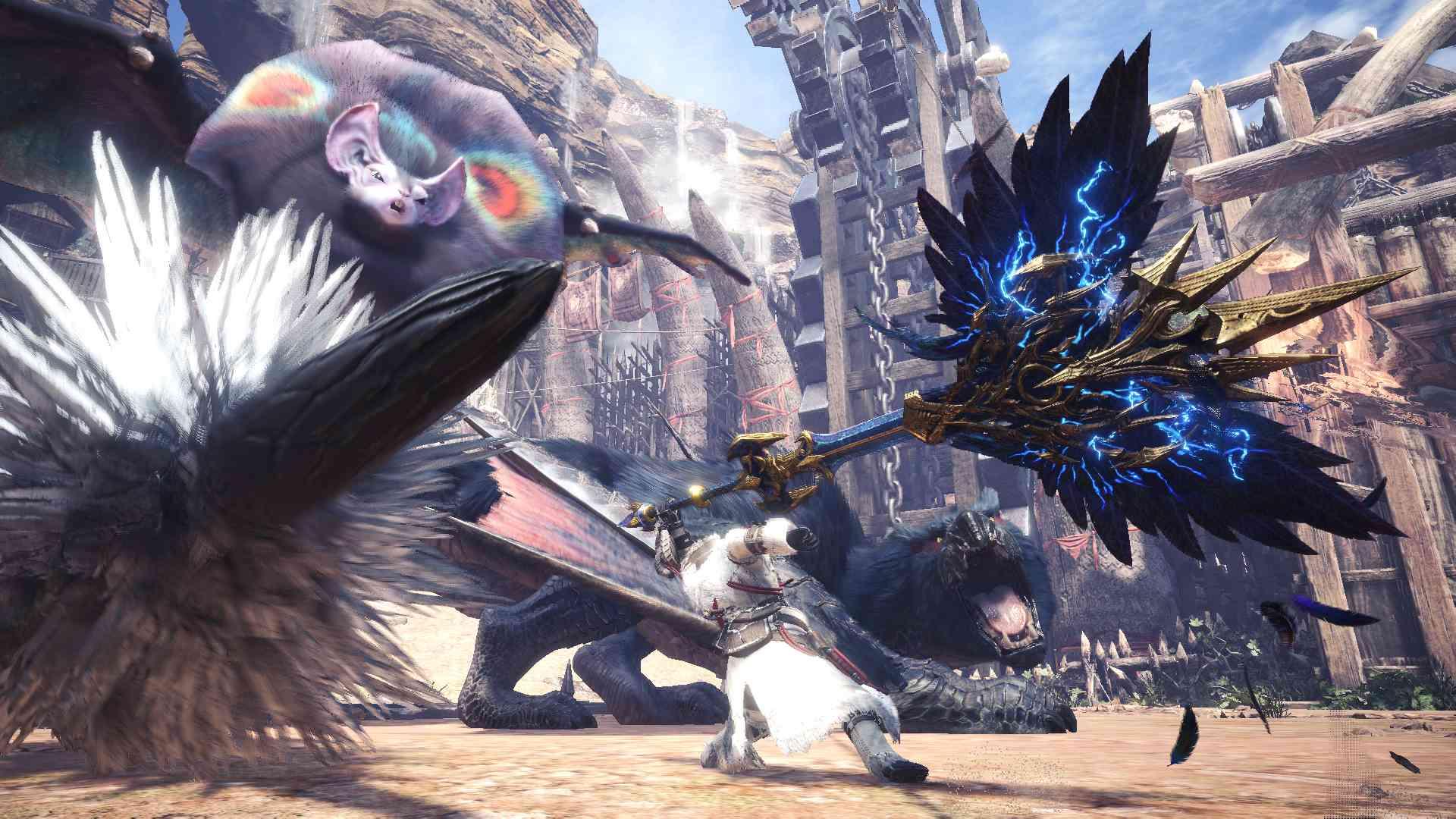 Monster Hunter World Iceborne – Bild 7