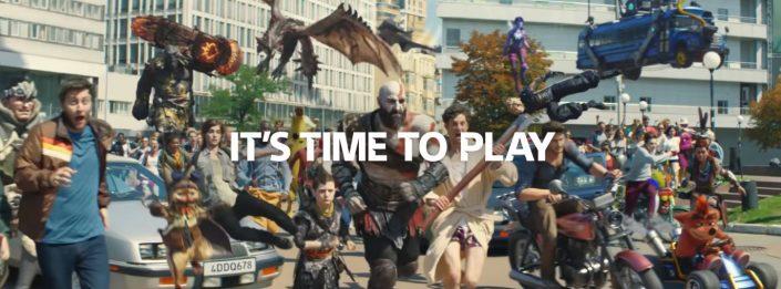 """PS4: TV-Spot """"Its Time to Play"""" zum letzten Weihnachtsgeschäft vor der PS5"""