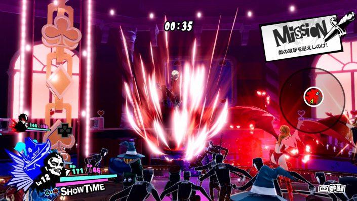 Persona 5 Scramble The Phantom Strikers: Release im Westen geplant