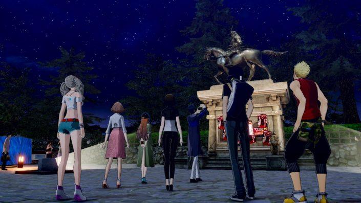 Persona 5 Scramble: Sophia und weitere Helden in Charakter-Trailern vorgestellt