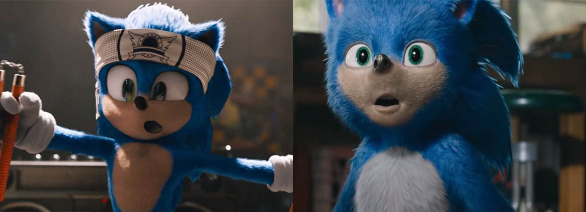 Sonic Vergleich