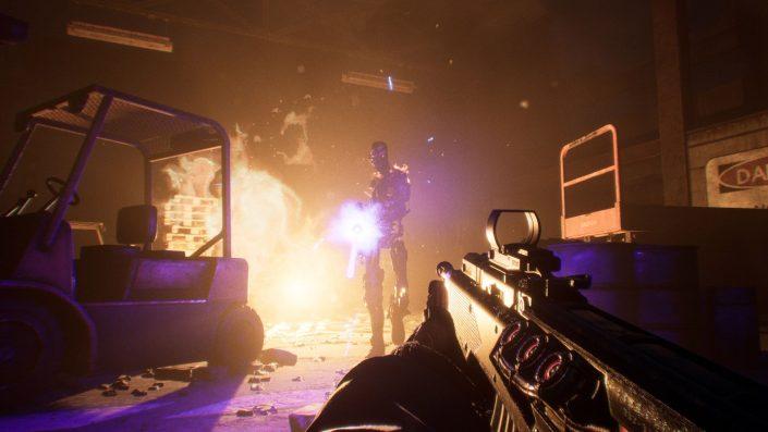 Terminator Resistance Enhanced: PS5-Version mit Release-Termin bestätigt