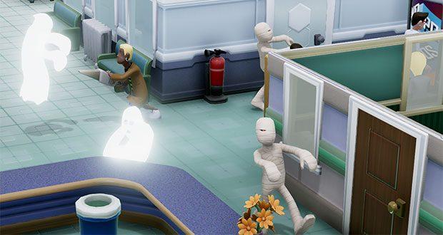 Two Point Hospital: Jumbo Edition mit zahlreichen Zusatzinhalten angekündigt