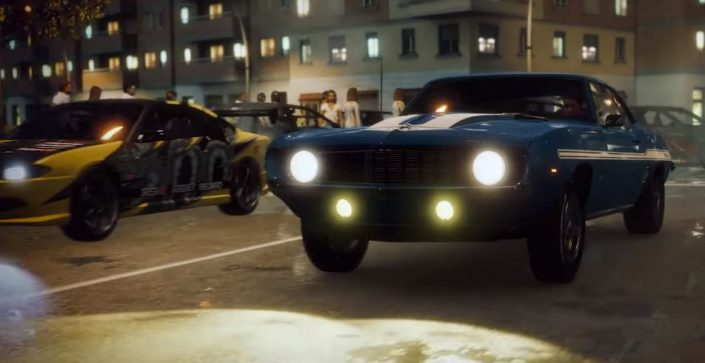 Fast and Furious Crossroads: Lizenz-Racer mit einem Trailer angekündigt – Kritik an der Grafik