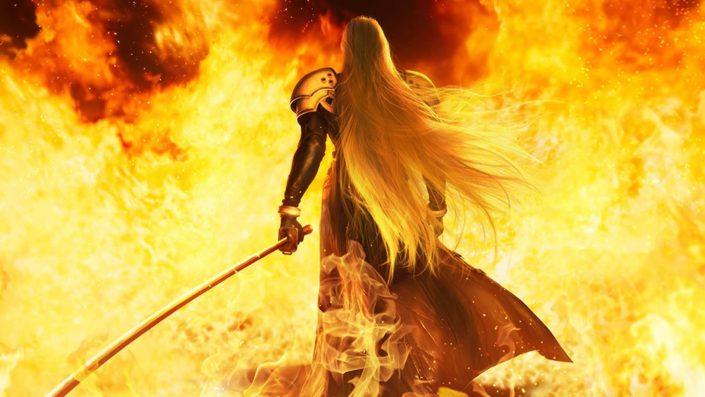 Final Fantasy VII Remake: Darum ist Sephiroth präsenter als im Original