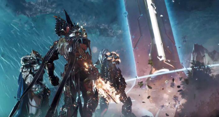 Godfall: Frische Teaser-Trailer zum PS5-Launch-Titel
