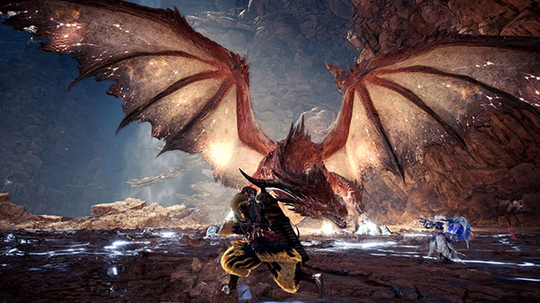 Monster Hunter World Iceborne: Update 13.50 mit neuen Monstern angekündigt – Trailer & Changelog