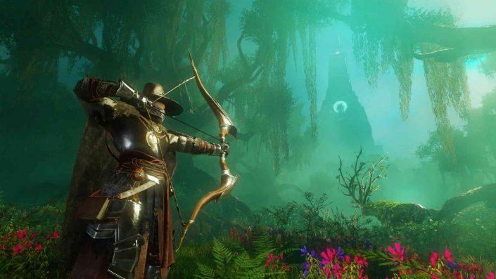New World von Amazon: Game Director äußert sich zum Launch auf Konsolen