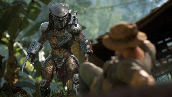 Predator Hunting Grounds: Test-Wochenende angekündigt und neuer Trailer
