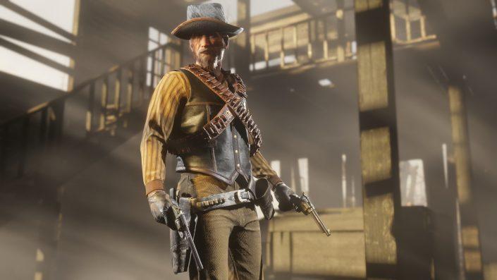 Red Dead Redemption 2: Zeitexklusive Moonshiners-Inhalte für PS4 aufgelistet