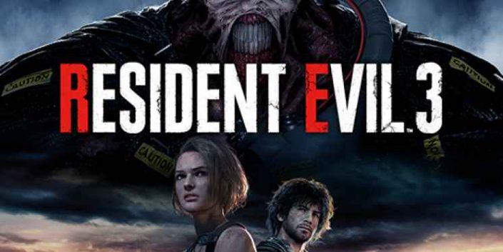 Resident Evil 3 Remake: Leak im PSN enthüllt die Cover-Grafik