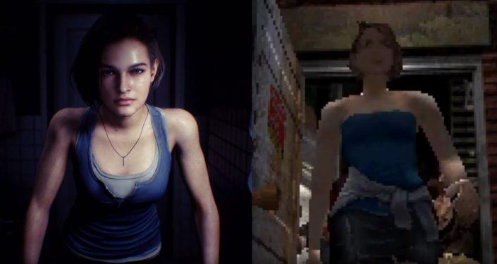 Resident Evil 3: Jill Valentine – Darum sieht sie im Remake anders aus