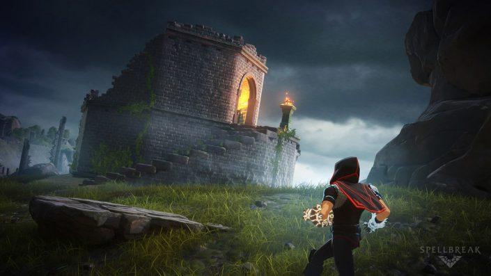 Spellbreak: Battle-Royale-Titel unterstützt auf allen Plattformen die Cross-Progression