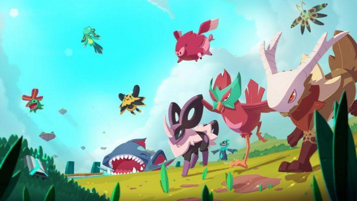 Temtem: erstes Update für PlayStation 5 erscheint morgen