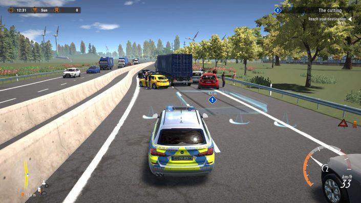 Games-Charts: Autobahn-Polizei Simulator 2 im deutschen Handel sehr gefragt