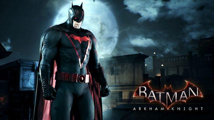 Batman Arkham Knight: Neuer Skin für PS4 angekündigt und PSN-Termin enthüllt