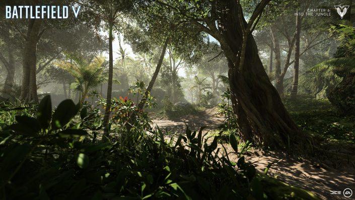 Battlefield 5: Details zu 'Kapitel 6: Into the Jungle' gibt es morgen – ein neues Bild schon heute