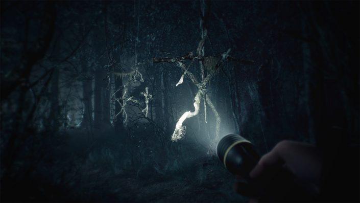 Blair Witch VR: PSVR-Version erscheint im Sommer