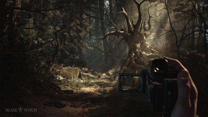 Blair Witch VR: PSVR-Version mit Launch-Trailer veröffentlicht